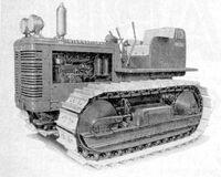 International 1955 (1955-56) TD-6 RTB