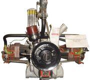 Volkswagen motor cut 1945