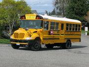 IC BE school bus