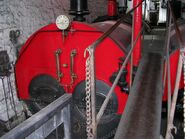 Queen Street Mill - Boiler House - geograph.org.uk - 528568