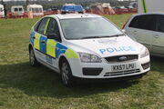 Ford Focus - Police car IMG 1859