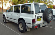 1995-1997 Nissan Patrol (GQ II) RX wagon 02