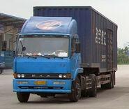 FAW heavy truck