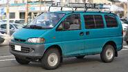 Mitsubishi Delica Cargo 001