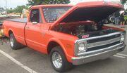 Chevrolet C-K (Les chauds vendredis '10)