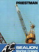 Priestman Sealion Crane