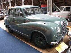 Austin A70 Hereford model 1952