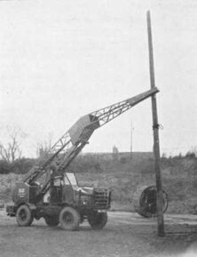 1946 Taylor Hydracrane MKI