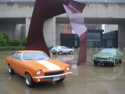 Vega GT, Pinto Runabout and Gremlin X