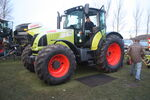 Claas Arion 540 tractor - IMG 4731