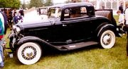 1932 Ford Model 18 520 De Luxe Coupe
