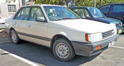 1985-1987 Mazda 323 (BF) sedan 01