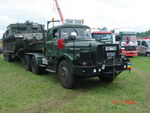 Scammell Contractor with tank transporter load - Belvoir-DSC01250