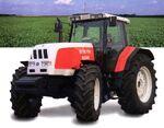Steyr 9200 MFWD brochure