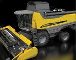 Challenger 652C combine - 2012
