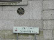 CamborneHillStreetName