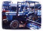 Tong Yang TS3840 MFWD - 1990