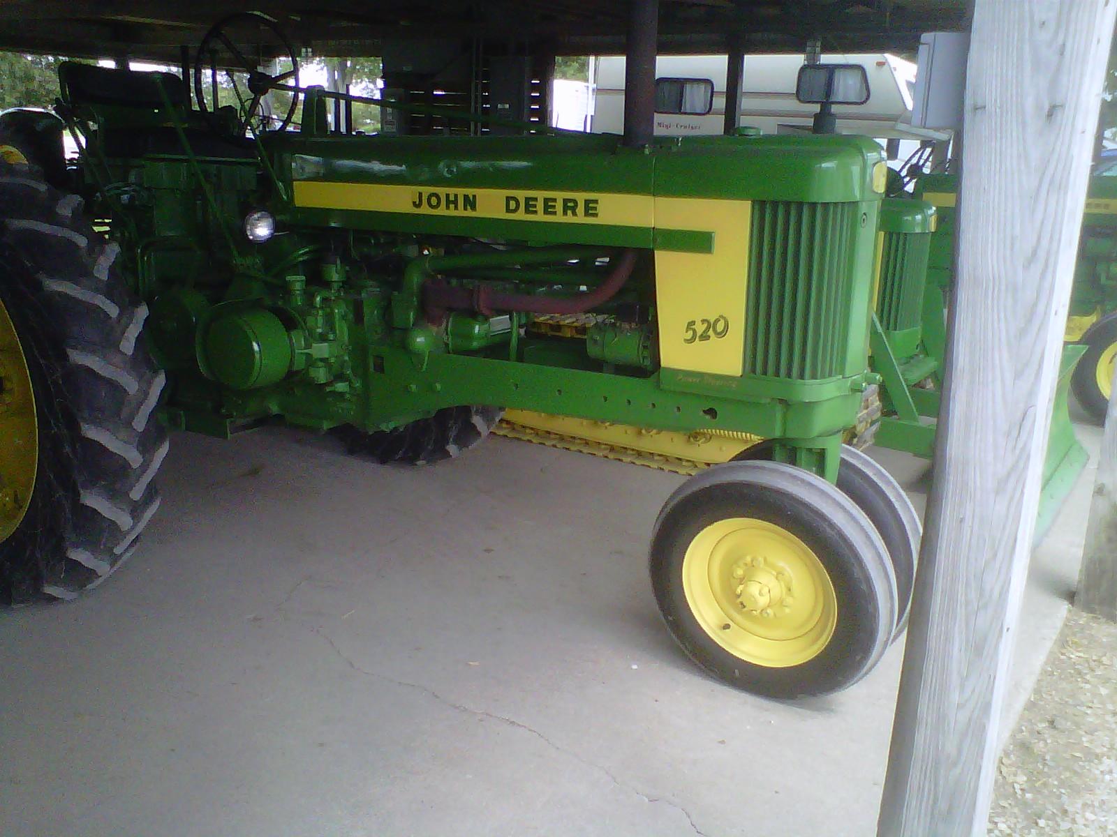 John Deere 520 Tractor Clutch : John deere tractor construction plant wiki