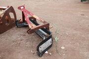 Yard scraper (muck) at lanark 11 - IMG 8611