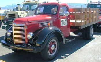 International 1948 KB-6