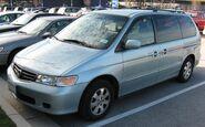 02-04 Honda Odyssey