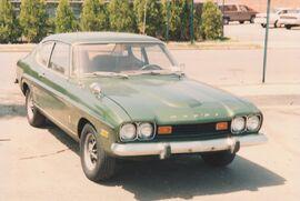 1973 Capri 2600