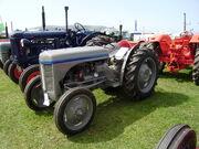 Reekie-Ferguson narrow tractor at Llandudno 08 - P5050140
