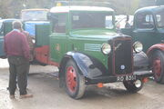 Bedford truck reg RD 8361 (pre war) at NMM - IMG 2819