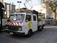 Delijn camionette