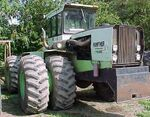 Steiger Panther III PTA310 4WD - 1981
