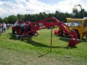 Fordson JCB MK1 Excavator at Cromford 08 - P8030349 edited
