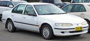 1994-1995 Ford EF Falcon GLi sedan 02