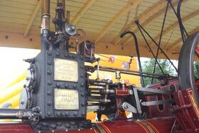 Burrell no. 2950 Cylinder - at Wolverhampton 11 IMG 8016