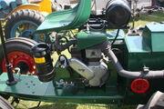 Trusty Steed Mk I Norton engine - IMG 9734