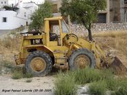 1984 CALSA Super 1000 Loader 4X4