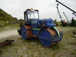 Aveling Barford GN roller 2354