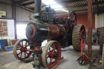 Burrell no. 2366 Traction Engine Buller reg AH 5488 at Strumpshaw museum 09 - IMG 0337