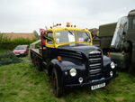 Fordson Thames ET 6x4 recovery truck ex RAF ballon winch at Rushden 08 - P5010202