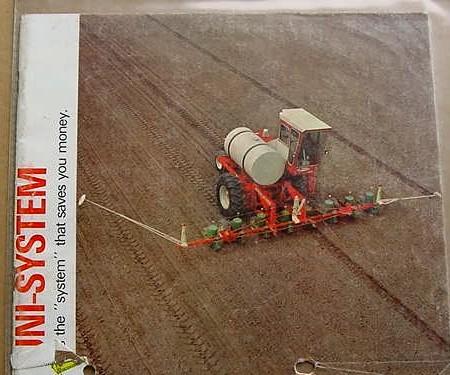 International Harvester Truck >> New Idea Uni Planter   Tractor & Construction Plant Wiki ...