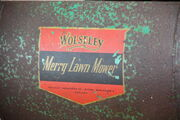 Wolseley Merry Lawn Mower badge IMG 4806