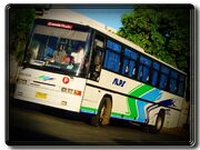 ALPS The Bus, Inc. - Nissan Diesel SR Euro - 707 a.k.a. Consolacion