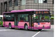 Taipei bus 022-FR