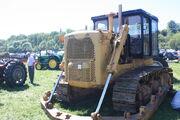 Caterpillar D7E-47A1624 at Belvoir 2010 - IMG 2957