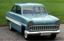 Ford 12 M, Bauzeit 1959 - 1962