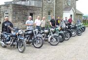 Sunbeam motorcycle Owners Rally 3