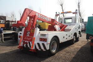 ERF 6x2 HND 714R (rear) at Donington 09 - IMG 6121small
