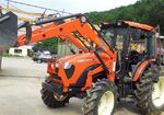 Daedong DX90 MFWD - 2010