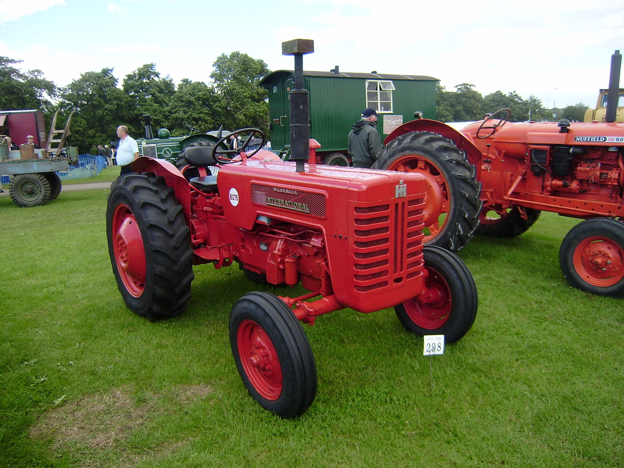 1958 Ferguson Tractor Attachments : Category tractor models introduced in