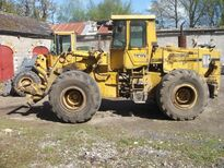 Bray PS10000 4WD Loader