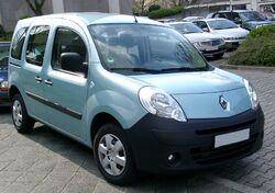 Renault Kangoo front 20080415